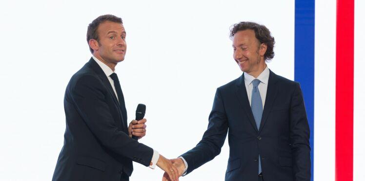 """Emmanuel Macron : ce qu'il """"craint"""" le plus chez Stéphane Bern"""