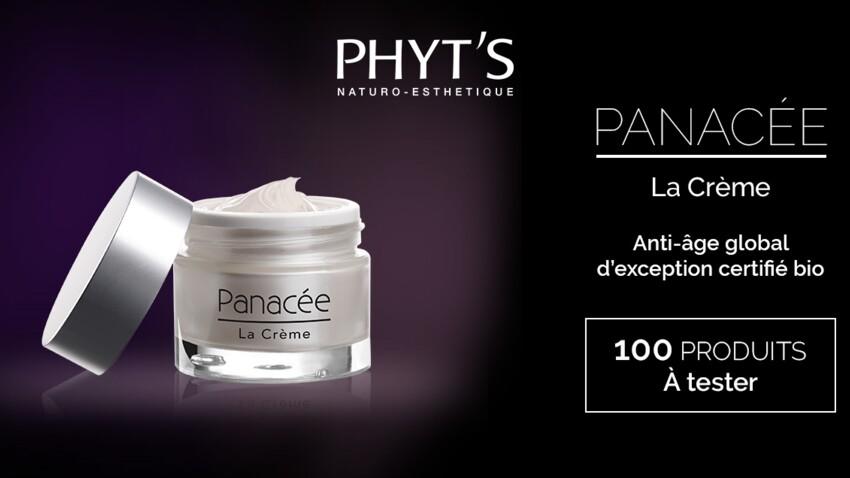 Testez la Crème anti-âge Panacée de Phyt's