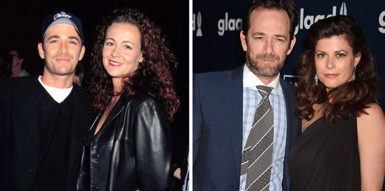 Photos - Luke Perry : Rachel Minnie Sharp, Wendy Madison Bauer... qui sont les femmes de sa vie ?