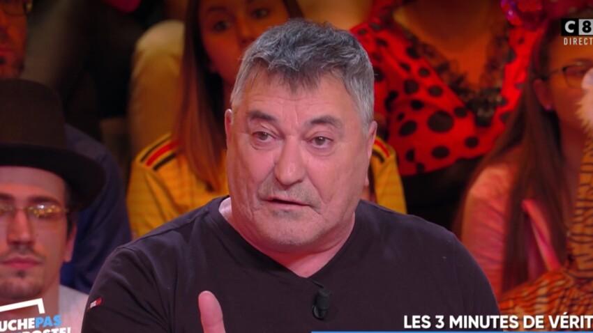 En larmes, Jean-Marie Bigard craque sur le plateau de TPMP