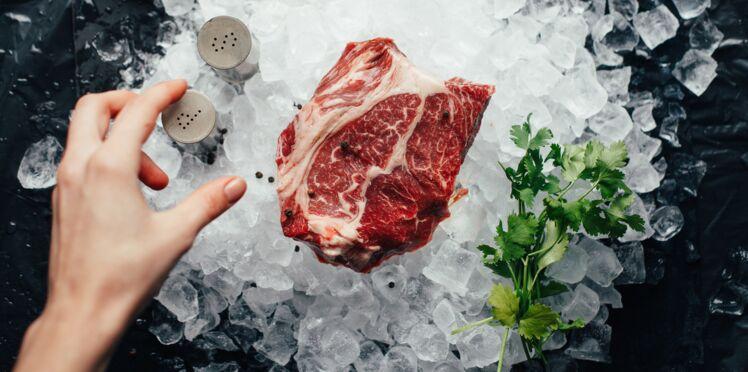 Vrai-faux : tout savoir sur la viande surgelée