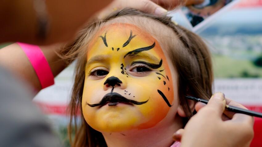 Des produits dangereux retrouvés dans du maquillage et des déguisements pour enfants