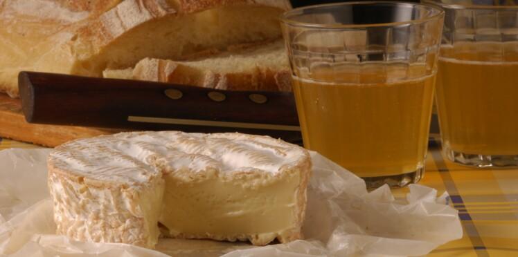 A part le vin, quelles boissons servir avec le fromage ?