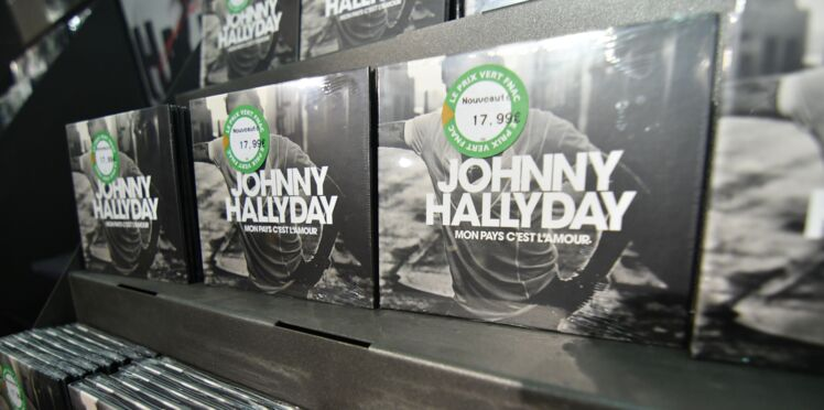Johnny Hallyday : depuis sa mort, les ventes de ses albums battent tous les records