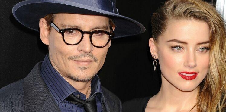 Johnny Depp accuse Amber Heard de l'avoir frappé et dévoile une photo de son visage tuméfié