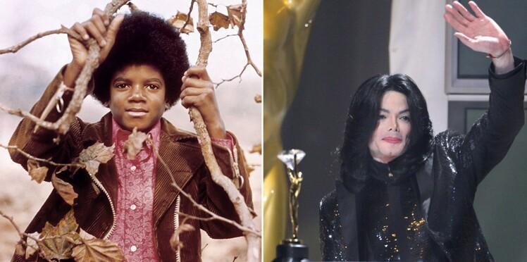 Photos - Michael Jackson : son évolution physique en images