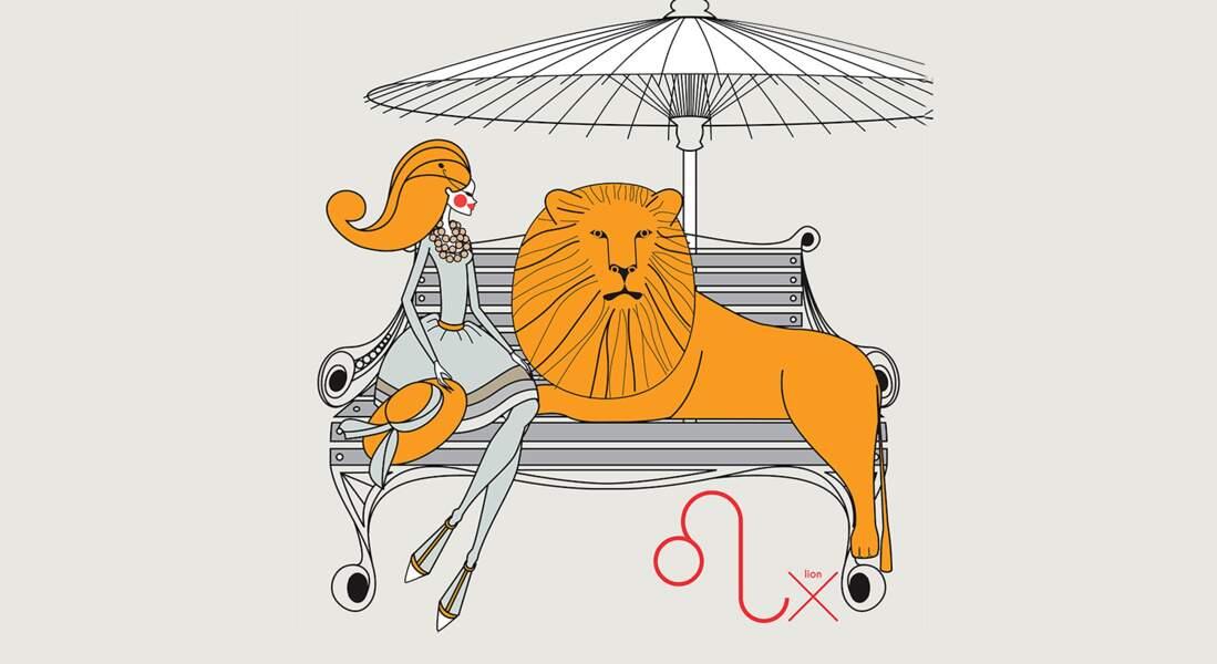 Signe astrologique du Lion : son évolution âge par âge