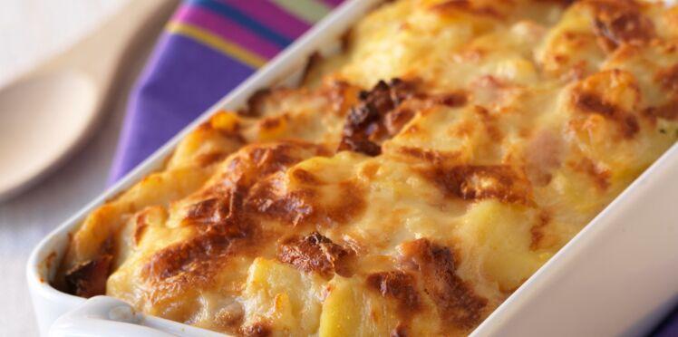 Escalope savoyarde gratinée au fromage (beaufort, reblochon, tomme, raclette...) : 5 recettes gourmandes et irrésistibles