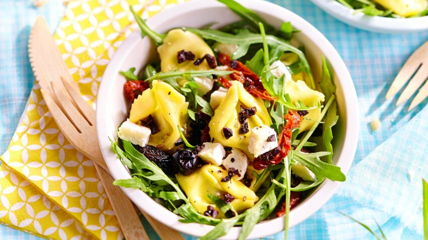 Salade de pâtes au chèvre : la recette et ses atouts nutritionnels