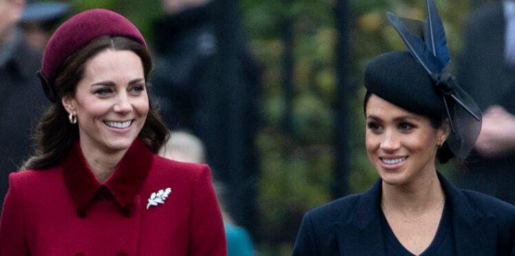 Meghan Markle et Kate Middleton : duel chic et glamour pour la Journée du Commonwealth