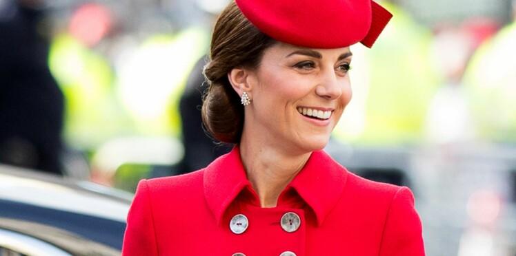 Kate Middleton canon dans une robe ultra-tendance : elle ressort un best de sa garde-robe (et on adore l'idée !)