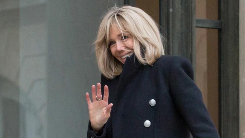 Brigitte Macron très élégante : la Première Dame ressort son jean fétiche