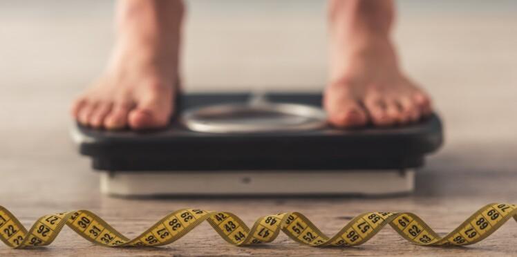 le gain de poids peut affecter la vue