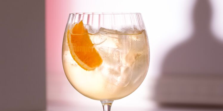 Cocktail Grand Tonic
