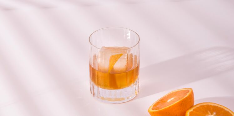 Cocktail Grand Old Fashioned