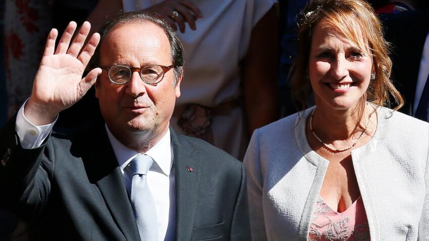 """Ségolène Royal raconte comment François Hollande lui a proposé de """"reprendre la vie à deux"""""""