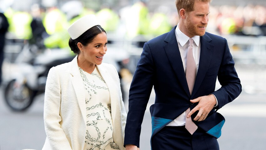 Le royal baby arrive : Meghan Markle est officiellement en congé maternité