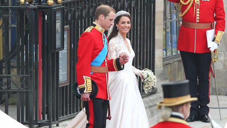 Prince William : cette requête qu'on lui a imposée le jour de son mariage avec Kate Middleton