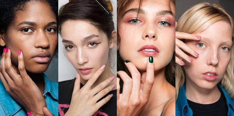 Manucure : les tendances printemps 2019