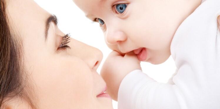 caf1588f2b4 Comment parler à mon bébé   Femme Actuelle Le MAG