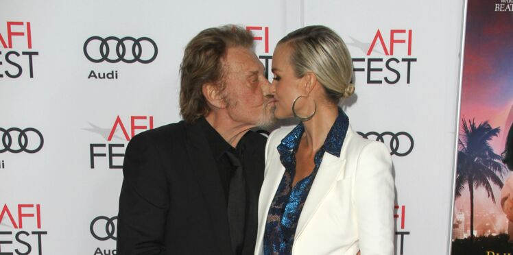 """Je t'aime, happy birthday my love"" : la video bouleversante de Johnny Hallyday pour l'anniversaire de Laeticia"