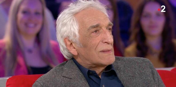 Gérard Darmon, père à 69 ans : le public de Michel Drucker choqué, il répond avec humour