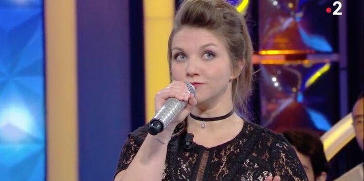 N'oubliez pas les paroles : la maestro Julie avoue avoir un faible pour un membre de l'émission (et ce n'est pas Nagui !)