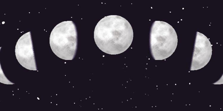 Pleine lune et nouvelle lune : quelles différences ?
