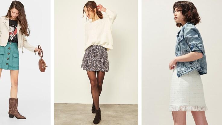 ab39c7f65a9 Mini-jupe   comment porter cette pièce tendance sans faire vulgaire ...