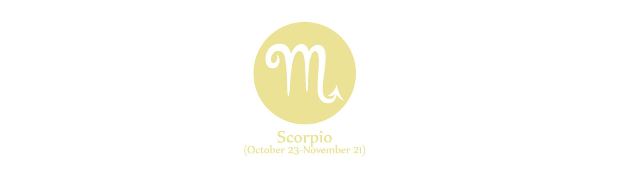 Horoscope de la semaine prochaine pour le Scorpion