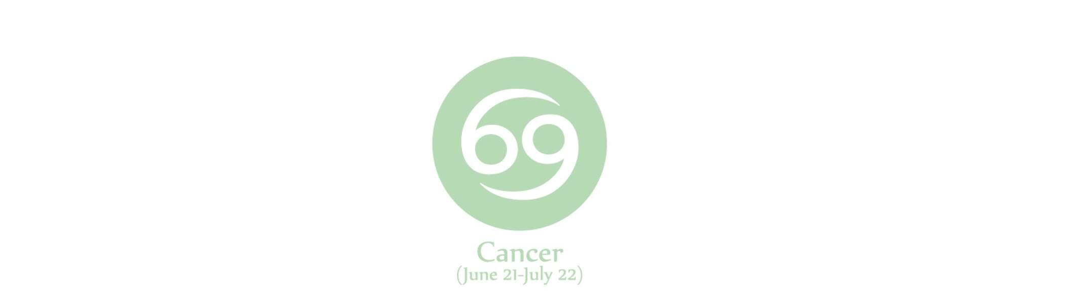 Horoscope de la semaine prochaine pour le Cancer