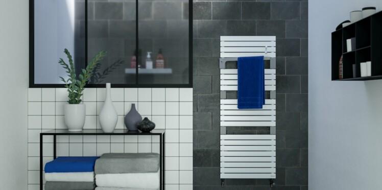 Puissance, prix, finitions… Tout savoir sur le sèche-serviette électrique