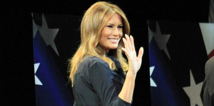Melania Trump : la First Lady ressort un ensemble tendance et ultra-canon que les modeuses adorent !