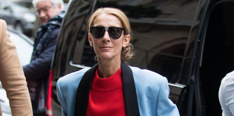 Céline Dion : jupon tulle et bottes rock, la star ose un look encore déjanté (mais chic !)