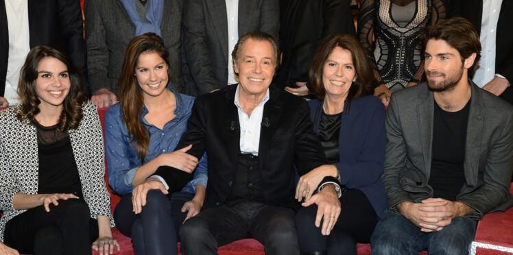 Photos - Michel Leeb : qui sont ses enfants, Fanny, Elsa et Tom ?