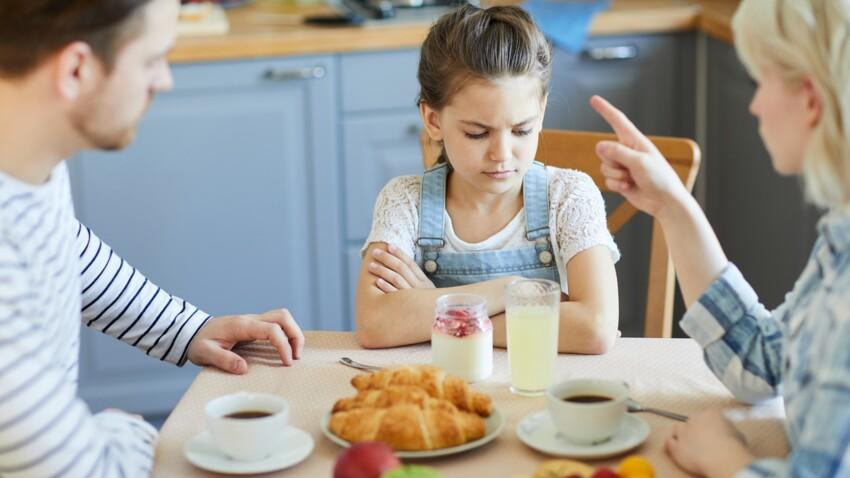 Pourquoi il ne faut pas forcer un enfant à finir son assiette