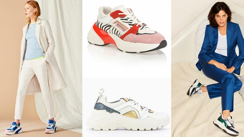 Dad shoes : connaissez-vous ces baskets étranges qui cartonnent ?