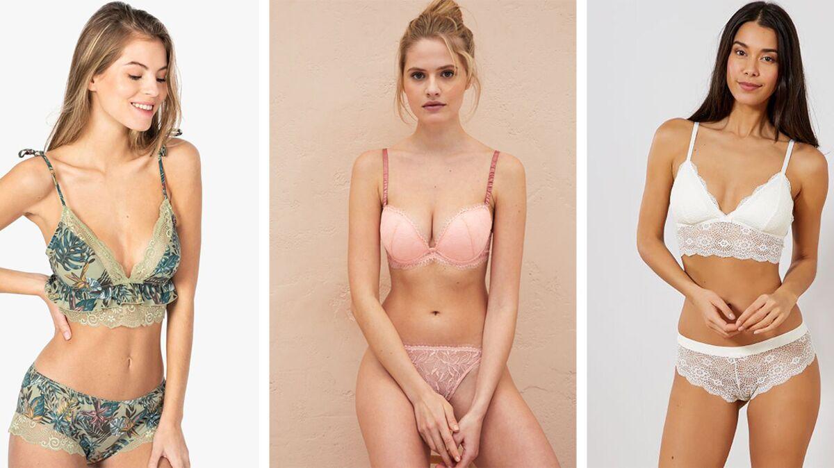 Lingerie : tendances et nouveautés de la mode lingerie