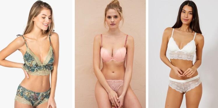 Tendances lingerie printemps-été 2019 : les nouveautés les plus canons de la saison