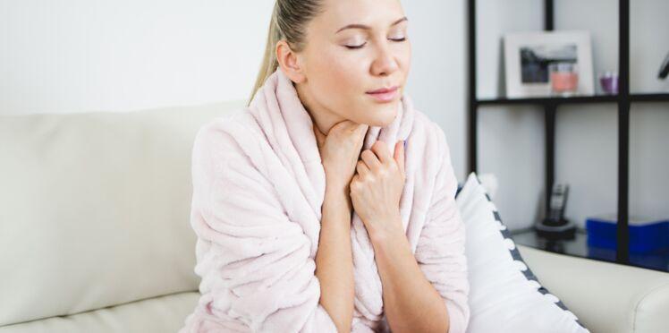 Pharyngite : comment la reconnaître (et la soigner) ?