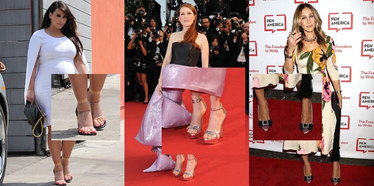Photos - Jennifer Aniston, Meghan Markle... ces stars aux pieds horribles