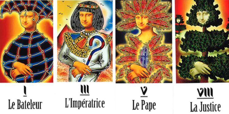 Tarot gratuit : la signification des cartes du tarot de Marseille