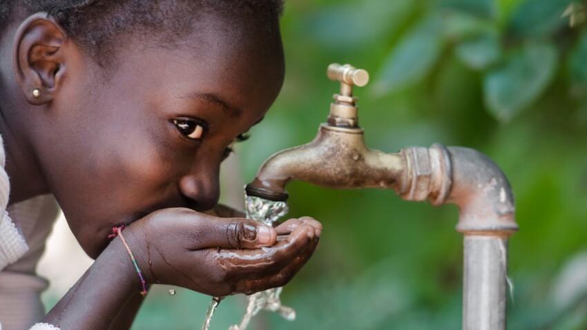 Le 5 mai, courez (ou marchez) pour l'accès à l'eau potable dans le monde