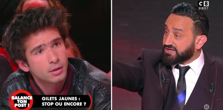 """Tu n'es qu'un abruti, je te fous dehors"" : Cyril Hanouna règle ses comptes avec Juan Branco dans Balance ton post"
