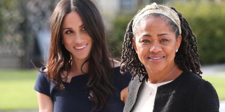 Accouchement imminent pour Meghan Markle ? Sa mère Doria Ragland va débarquer à Londres