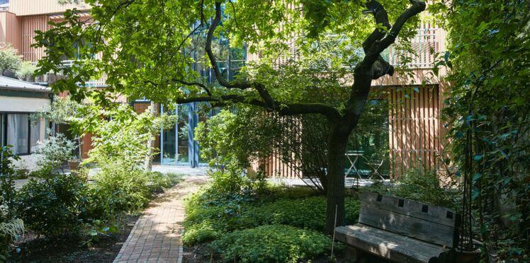 Eden Lodge, une oasis écologique au coeur de Paris
