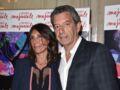 Michel Cymes et sa femme Nathalie, se montrent complices pour la bonne cause, à la soirée Enfance Majuscule
