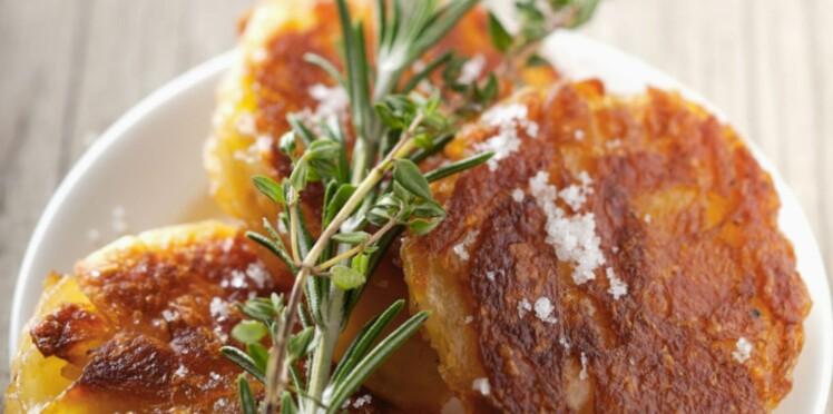 Galette de pommes de terre : nos meilleures recettes de röstis