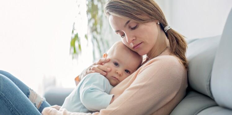 Anxiété post-natale : une maman livre un témoignage émouvant