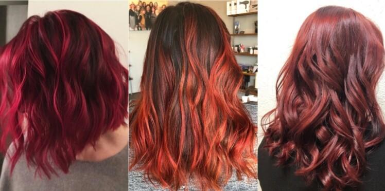 Cheveux rouges : 10 façons de les adopter
